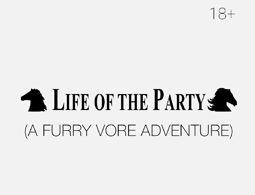 Life of the Party - A Furry Vore Adventure