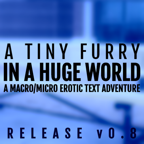 A Tiny Furry In A Huge World